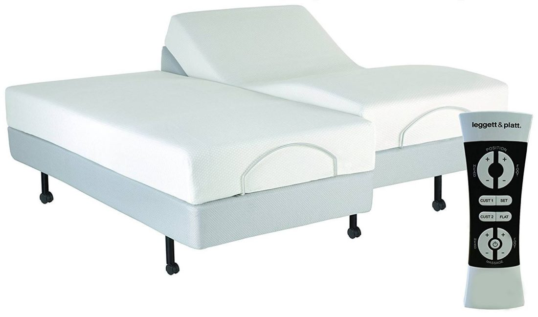 adjustable bed systems offer one of the most comfortable sleep for any person the scape adjustable mattress set is a two 12inch memory