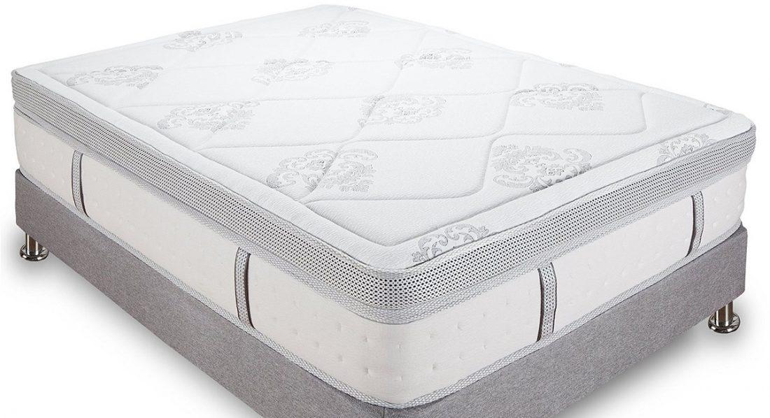 14inch classic brands gramercy mattress