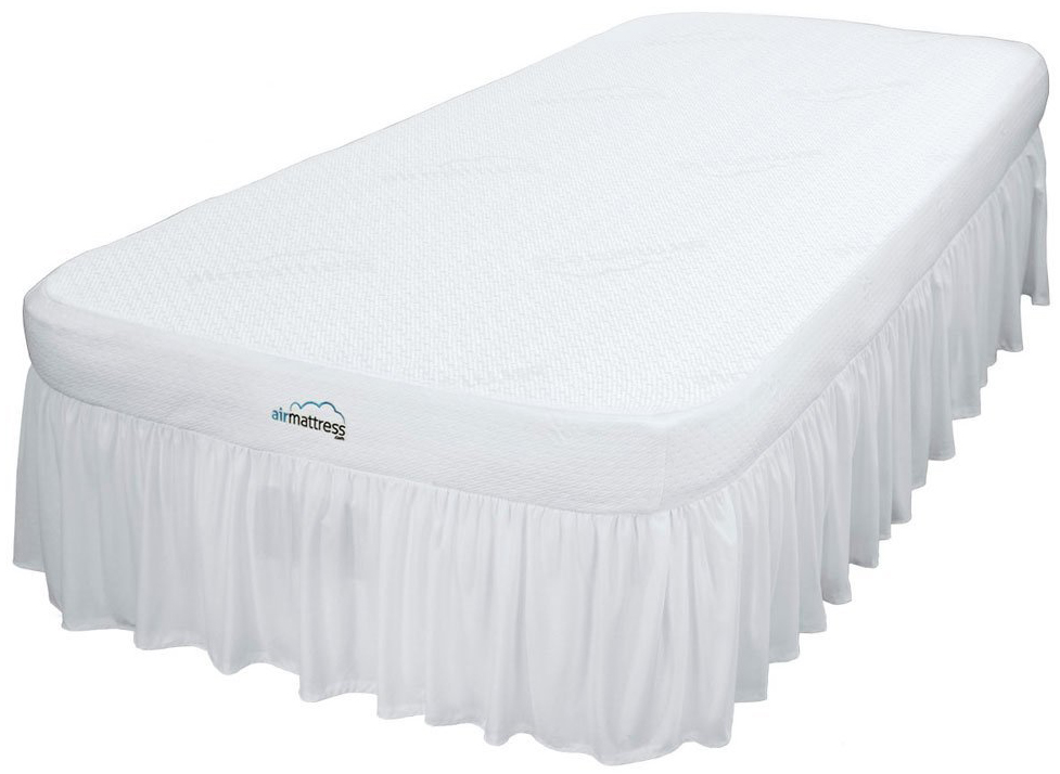the airmattress best choice twin air mattress is a twin bed with a removable bamboo cover for easy washing or care the sturdy yet elastic