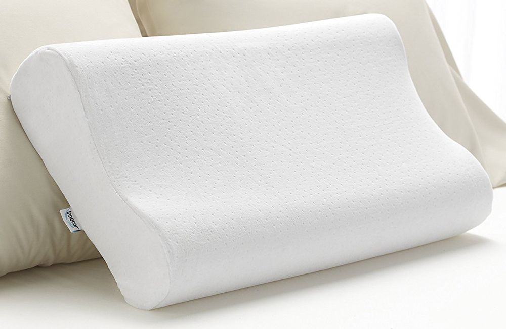 sleep innovations contour pillow