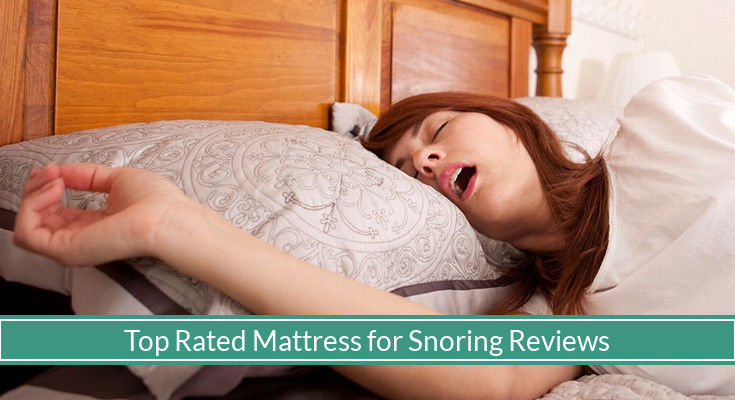 Best Mattress for Snoring - Top Picks & Reviews