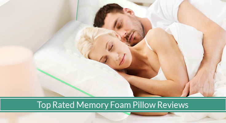the top 10 best memory foam pillows for 2018 mysleepyferret. Black Bedroom Furniture Sets. Home Design Ideas