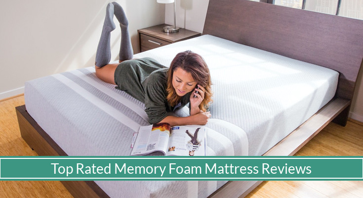 Best Memory Foam Mattresses - Top Picks & Reviews