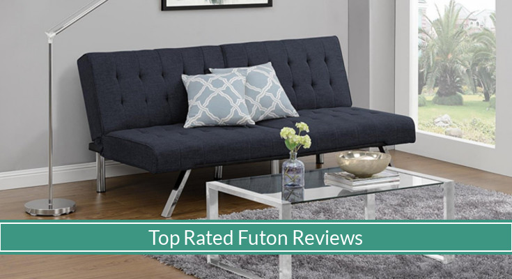 Best Rated Futons Reviews Updated For