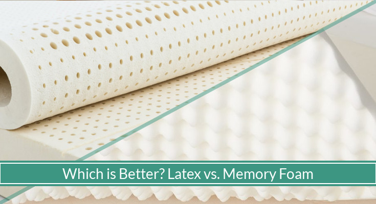 which is better latex or memory foam mattress mysleepyferret. Black Bedroom Furniture Sets. Home Design Ideas